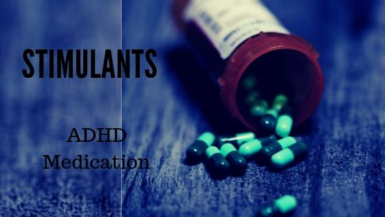 Are ADHD Meds Stimulants?